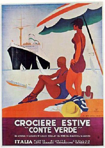 'Conte Verde' - Lloyd Sabaudo - 1923 11_nav25