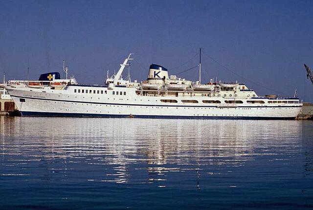 'San Marco' - Adriatica - 1956 11_nav26