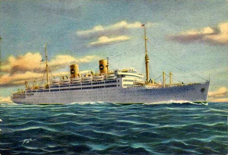 'Italia' - Home Line - 1928 11_nav38