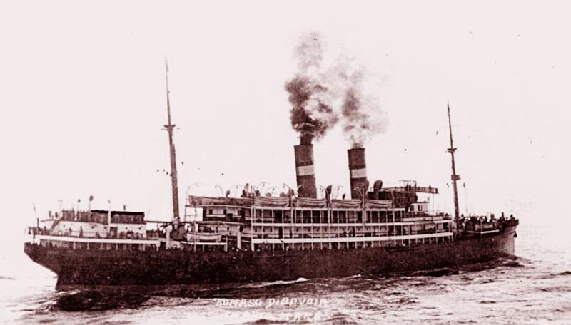 'Tomaso di Savoia' - Lloyd Sabaudo - 1907 11_tom10