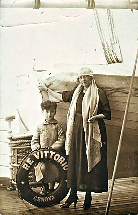 'Re Vittorio' - N.G.I. - 1907 11nave12
