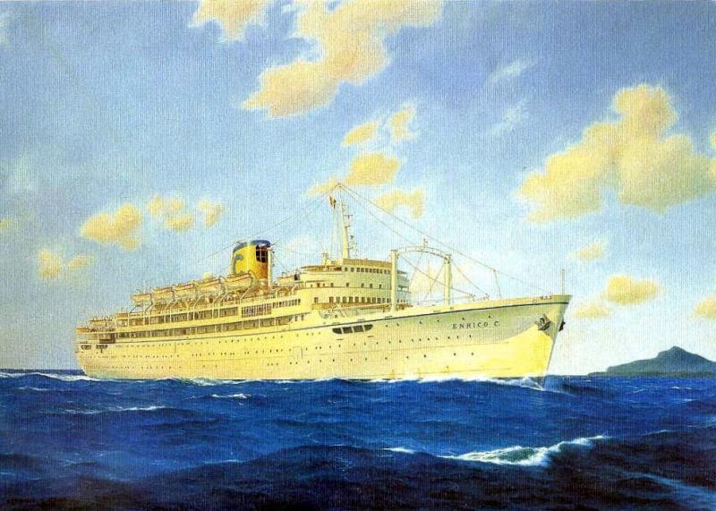 'Enrico C.' - anche Costa - 1951 12_7en10