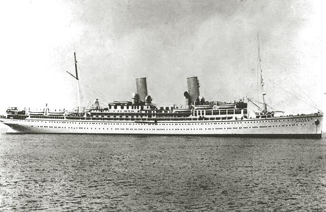 'Ausonia' - Sitmar - 1928 12_aus10