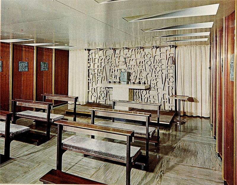 'Guglielmo Marconi' - Lloyd Triestino - 1963 12_cap10