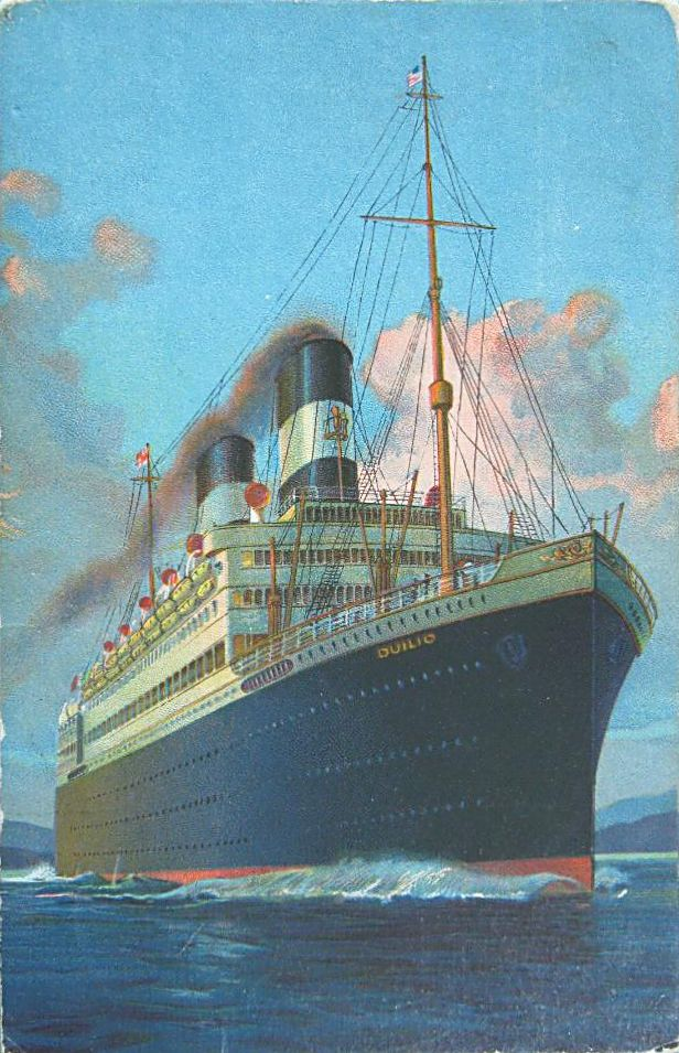 'Duilio' - N.G.I. - 1923 12_nav12
