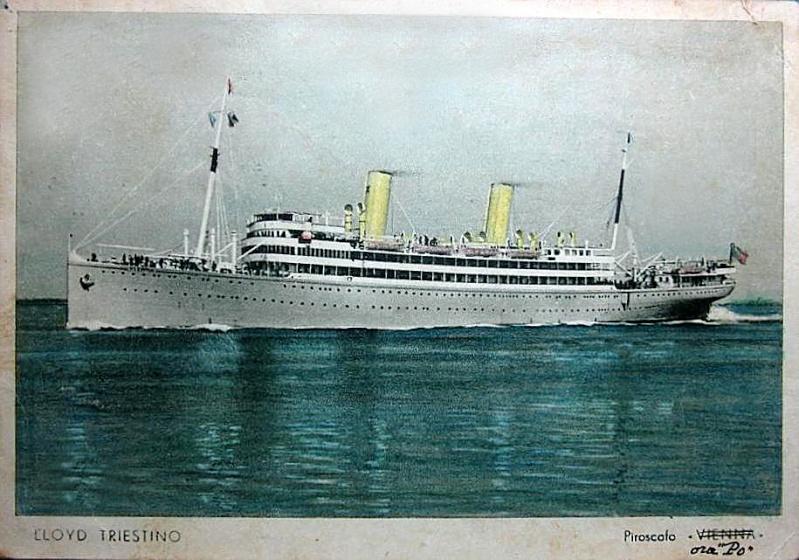 """""""Wien"""" - Österreichischer Lloyd - 1911 12_pa_10"""