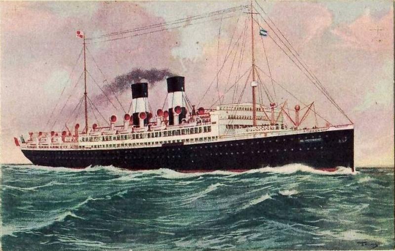 'Re Vittorio' - N.G.I. - 1907 12nave11