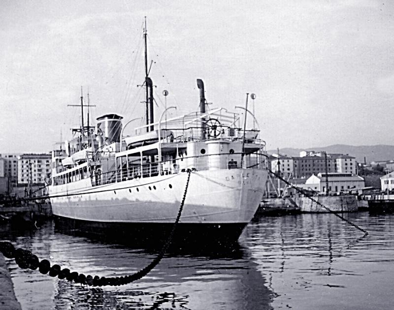 'Barletta' - Puglia S.A. di Nav. a Vap. - 1931 13-12b10