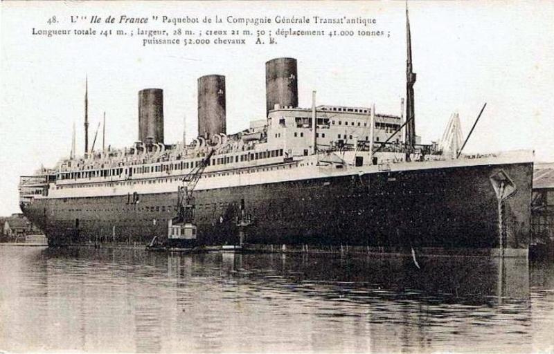 'Ile de France' - C.G.M. - 1926 13_10a10