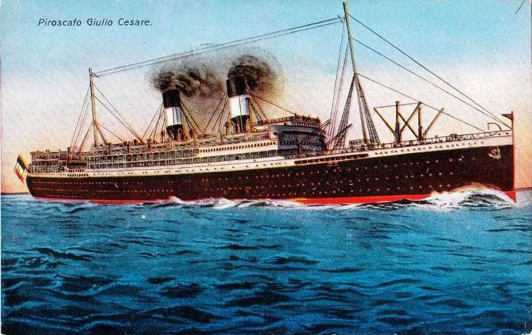 'Giulio Cesare' - N.G.I. - 1921 13_nav16