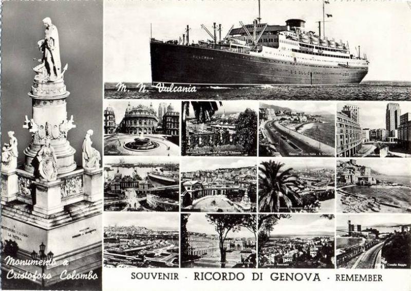 'Vulcania' - Cosulich - 1928 13_nav29