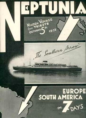 'Neptunia' - Cosulich - 1932 13_nav31
