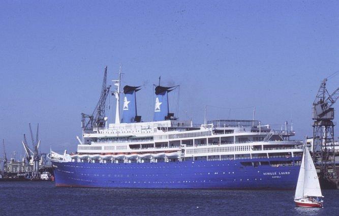 'Achille Lauro' - anche Flotta e Star Lauro - 1947 13_nav33