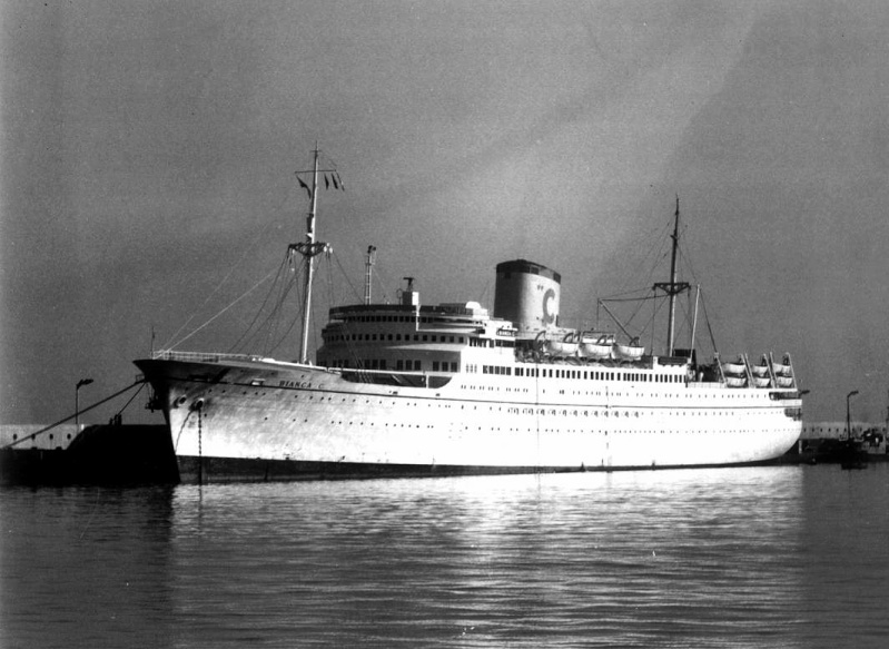 'Bianca C.' - anche Costa - 1939 14-sen10