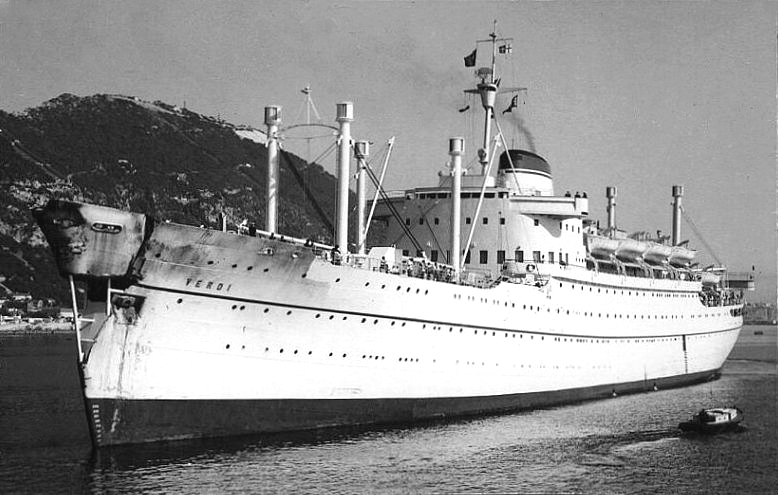 'Oceania' - Lloyd Triestino - 1951 14-ver10