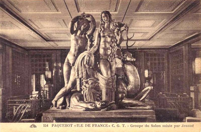 'Ile de France' - C.G.M. - 1926 14_11g10