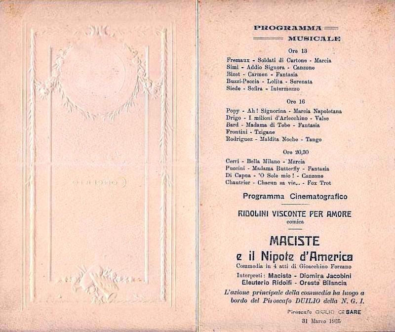 'Giulio Cesare' - N.G.I. - 1921 14_nav15