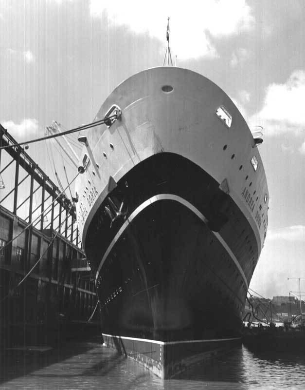 'Andrea Doria' - Italia - 1952 14_nav17
