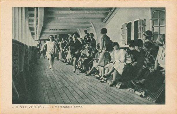 'Conte Verde' - Lloyd Sabaudo - 1923 14_nav23