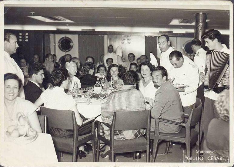 'Giulio Cesare' - Italia - 1951 14_nav24