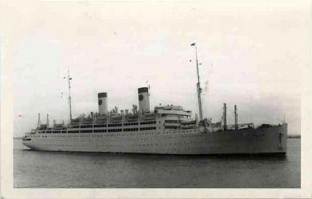 'Italia' - Home Line - 1928 14_nav33