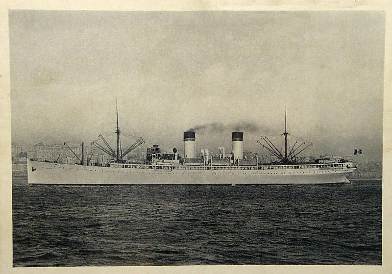 Principessa Giovanna' - Lloyd Sabaudo - 1923 14_sen10