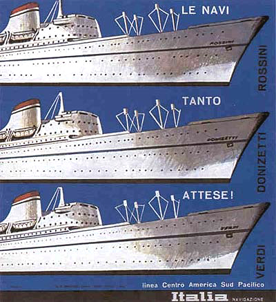 'Australia' - Lloyd Triestino - 1951 14doni10