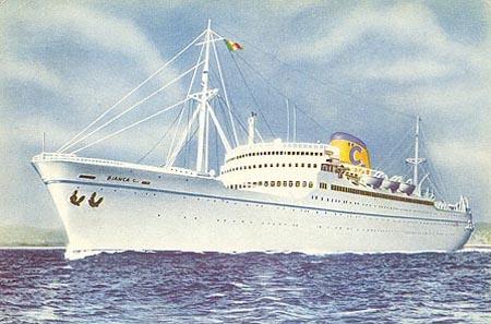'Bianca C.' - anche Costa - 1939 15-9bi10