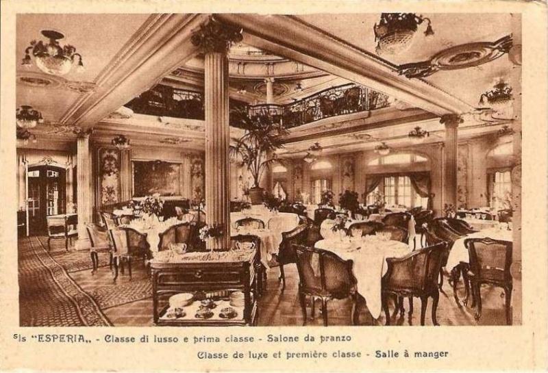 'Esperia' - Sitmar - 1921 15_8es10