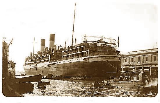'Giulio Cesare' - N.G.I. - 1921 15_nav16