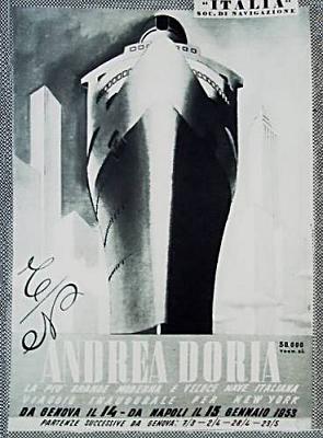'Andrea Doria' - Italia - 1952 15_nav18