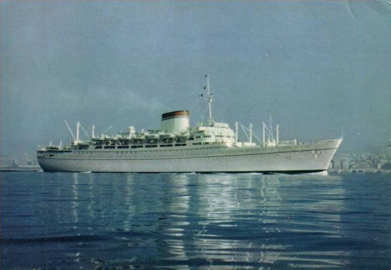 'Giulio Cesare' - Italia - 1951 15_nav23