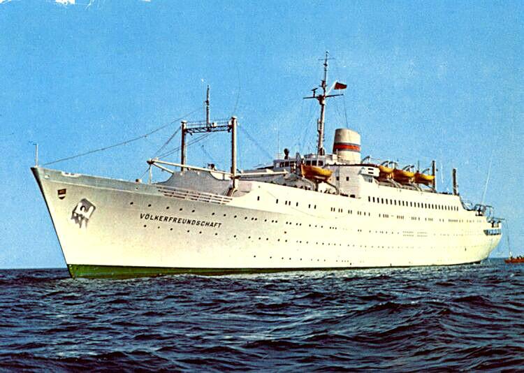 'Stockholm' - Svenska-America Linjen - 1948 16_8_s10