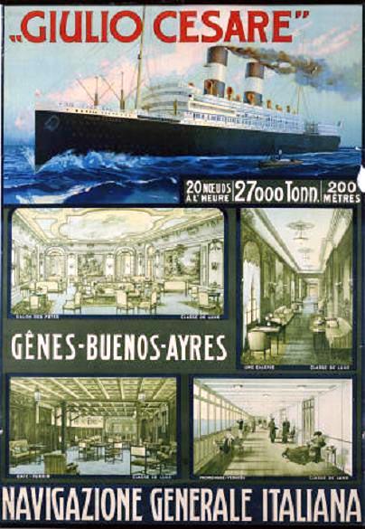 'Giulio Cesare' - N.G.I. - 1921 16_gio10