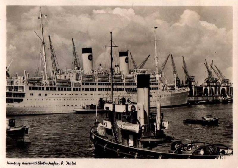 'Italia' - Home Line - 1928 16_nav30