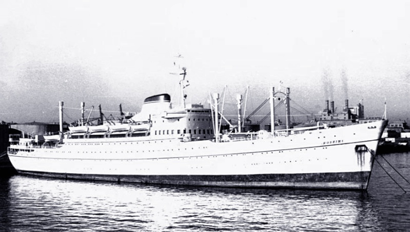 'Neptunia' - Lloyd Triestino - 1951  17-ros10