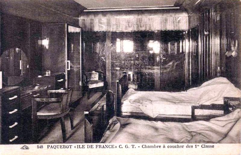 'Ile de France' - C.G.M. - 1926 17_14c10