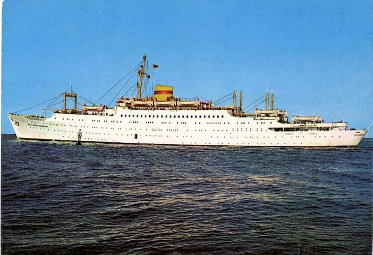 'Stockholm' - Svenska-America Linjen - 1948 17_9_s10