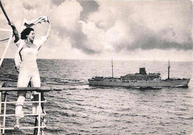 'Esperia' - Adriatica - 1949 17_nav18