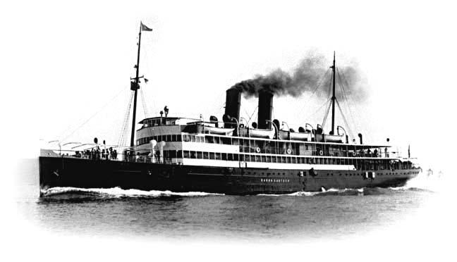 'Baron Gautsch' - Österreichischer Lloyd - 1908 17_nav31