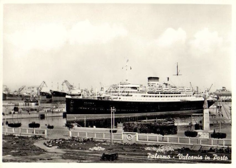'Vulcania' - Cosulich - 1928 17_vul10