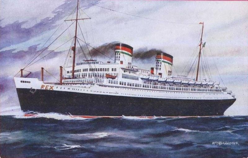 'Rex' - Italia - 1932 18-76110