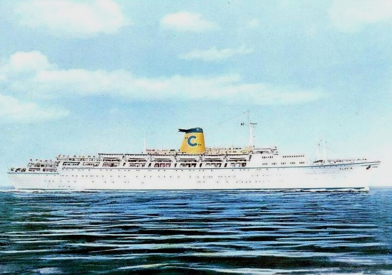 'Flavia' - anche Costa - 1947 18_7an10