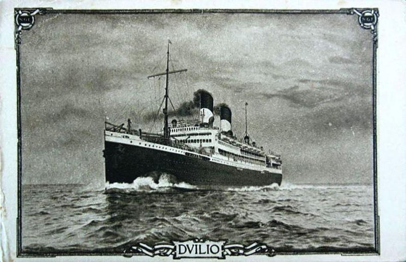 'Duilio' - N.G.I. - 1923 18_nav14