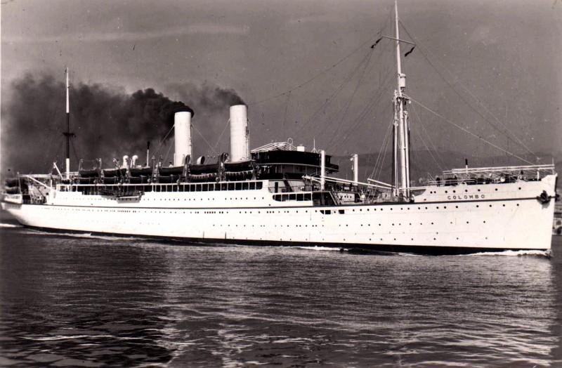 'Colombo' - N.G.I. - 1917 18_nav28