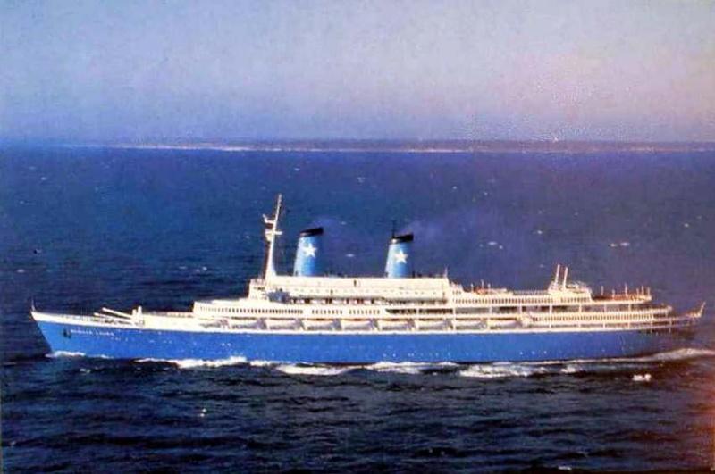 'Achille Lauro' - anche Flotta e Star Lauro - 1947 18_sen10