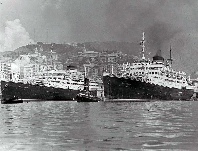 'Vulcania' - Cosulich - 1928 18a_so10