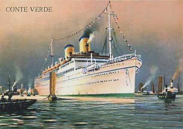'Conte Verde' - Lloyd Sabaudo - 1923 18a_ve10