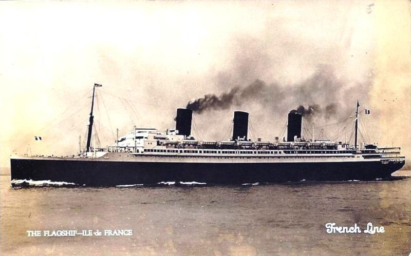 'Ile de France' - C.G.M. - 1926 19_16c10