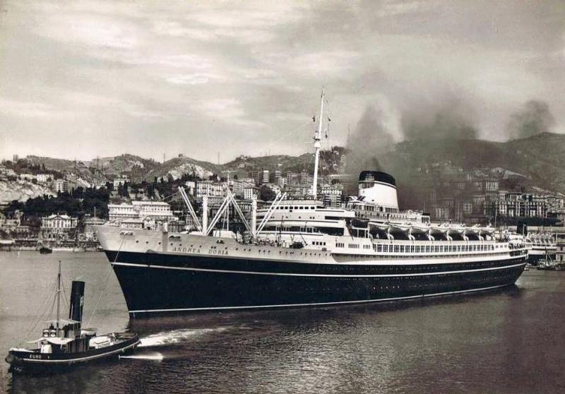 'Andrea Doria' - Italia - 1952 19_dor11